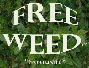 free weeding opportunities