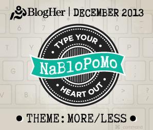 NaBloPoMo_MoreLess_0