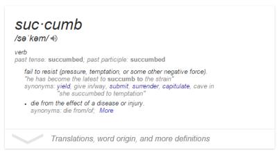 succumb_definition