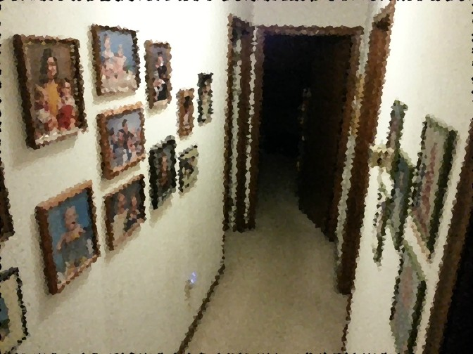 hall of fam crystalized heavily