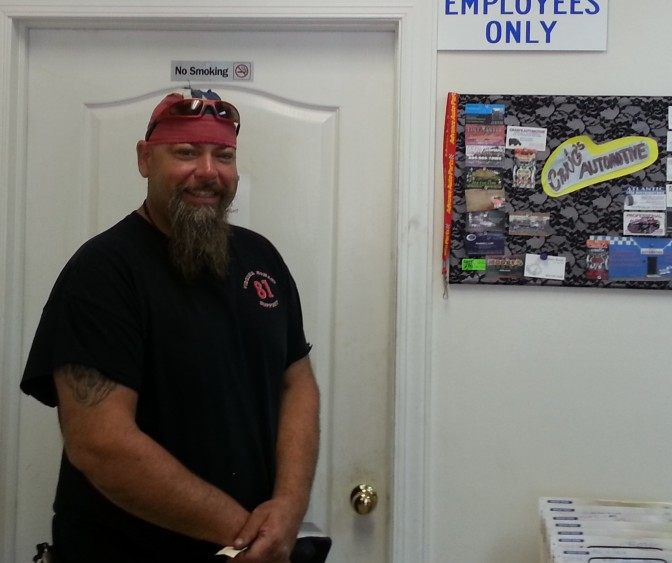 People in Richmond needing a mechanic? Craig is your man.