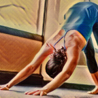 How a Slick Yoga Mat Showed Me Value in Strengthening Little Muscles